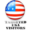 Targeted USA Visitors